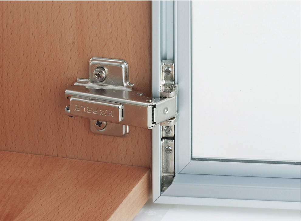 Aluminum Doors and Hinges