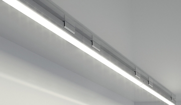 Cable, Monorail and Radius Lighting