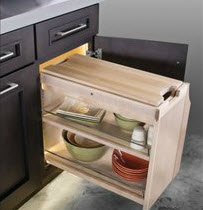 Base Cabinet Pull-out Systems