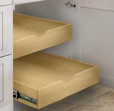 Pantry Pull-out Systems