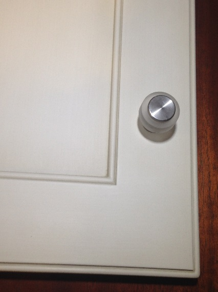 Anywhere Knob Placement